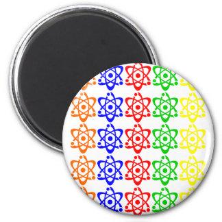 Atoms 6 Cm Round Magnet