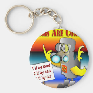 Atoms are coming! keychains