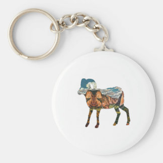 ATOP THE VALLEY KEY RING
