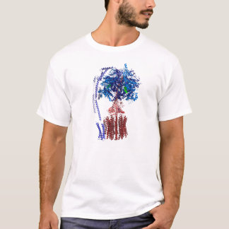 ATP synthase- blue and red T-Shirt