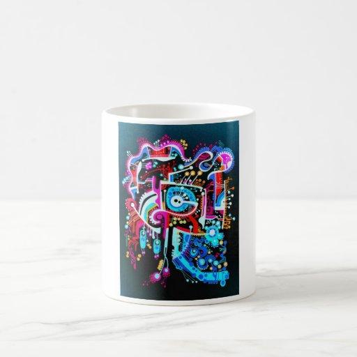 Atrahasis - Monads by sanchezdot Coffee Mug