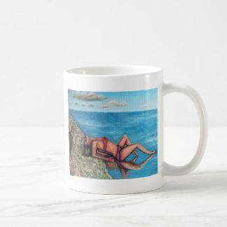 atrazzione nel mare mug