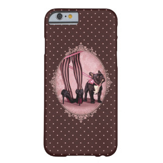 Attached to my French Bulldog Barely There iPhone 6 Case