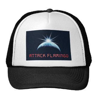 Attack Flamingo Hat