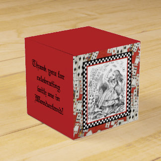 Attack of the Cards 1 Party Favour Box