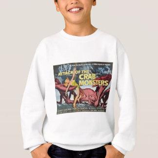 Attack of the Crab Monster Sweatshirt