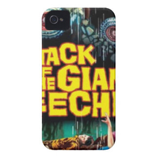 Attack of the Giant Leeches Case-Mate iPhone 4 Cases