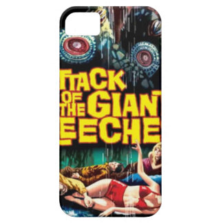 Attack of the Giant Leeches iPhone 5 Cover