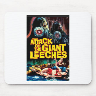 Attack of the Giant Leeches Mouse Pad