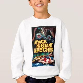 Attack of the Giant Leeches Sweatshirt