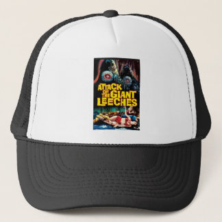 Attack of the Giant Leeches Trucker Hat
