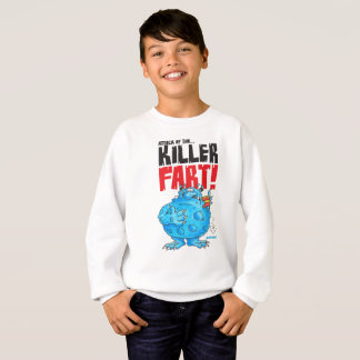 Attack of the killer Fart! Sweatshirt