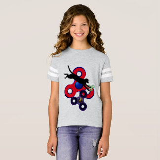 ATTACK OF THE SPINNER CAT T-Shirt
