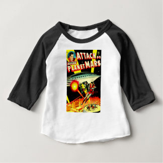 Attack on Planet Mars Baby T-Shirt
