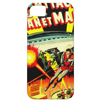 Attack on Planet Mars Barely There iPhone 5 Case