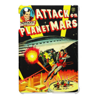Attack on Planet Mars Cover For The iPad Mini