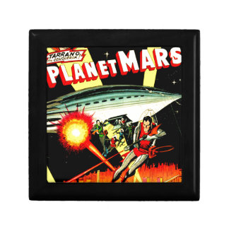 Attack on Planet Mars Gift Box