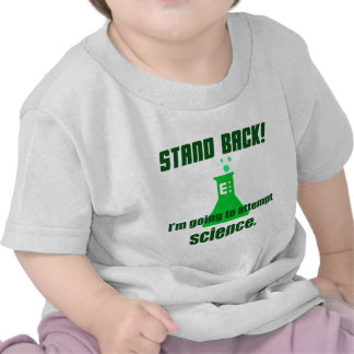 Attempting Science T Shirt