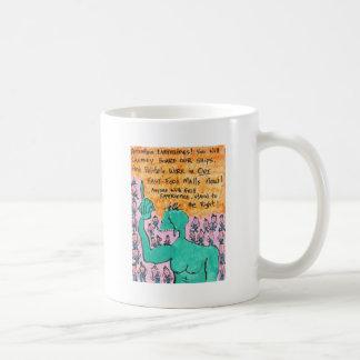 Attention Earthlings! Basic White Mug