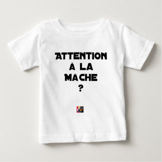 ATTENTION WITH CORN SALAD? - Word games Baby T-Shirt