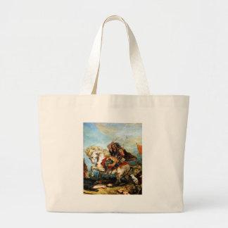 attila-the-hun-4 large tote bag