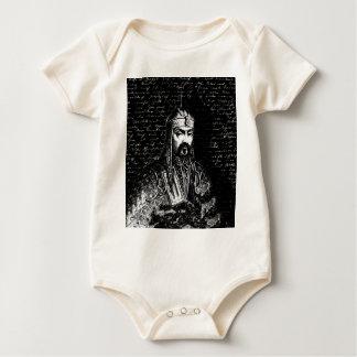 Attila the Hun Baby Bodysuit