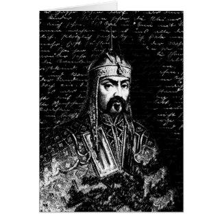 Attila the Hun Card