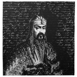 Attila the Hun Napkin