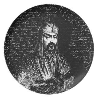 Attila the Hun Plate