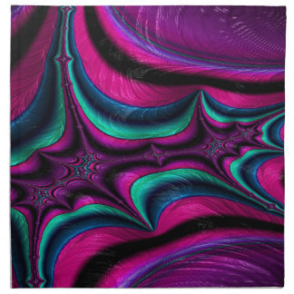 attired arsenal fractal napkin