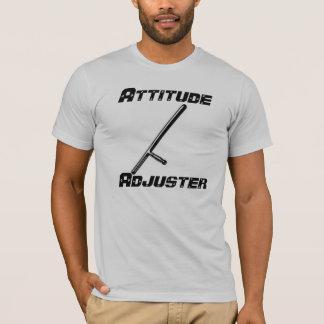 Attitude Adjuster / Police Humor T-Shirt