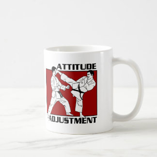 Attitude Adjustment Coffee Mug