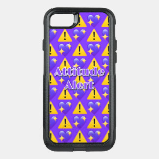 Attitude Alert iPhone 7 Otterbox Case