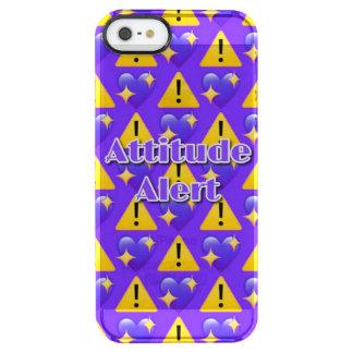 Attitude Alert iPhone SE/5/5s Deflector Case