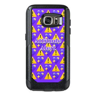 Attitude Alert Samsung Galaxy S7 Otterbox Case