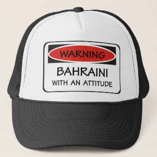 Attitude Bahraini Trucker Hat