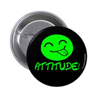 ATTITUDE! Button