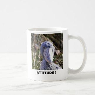 ATTITUDE ! COFFEE MUG
