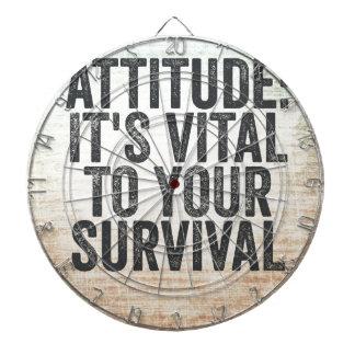 Attitude Dartboard
