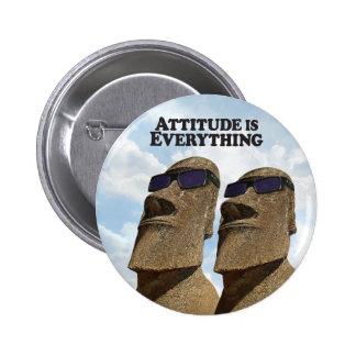 Attitude Everything 2H Moi - Round Button
