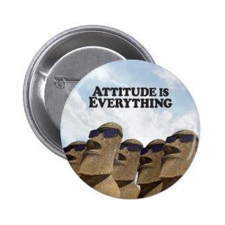 Attitude Everything Group Hip Moi - Round Button