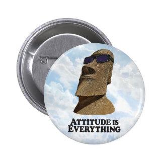 Attitude Everything Hip Moi - Round Button 2