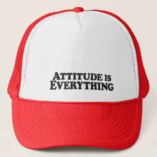 Attitude is Everything -  Trucker Hat