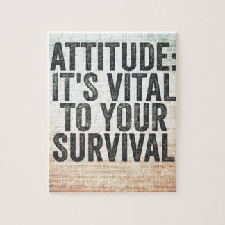 Attitude Jigsaw Puzzle