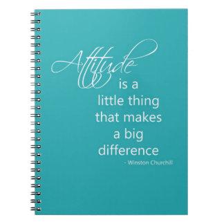 Attitude Notebook