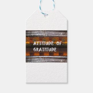 ATTITUDE of Gratitude  Text Wisdom Words
