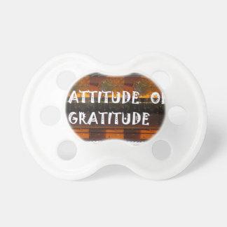 ATTITUDE of Gratitude  Text Wisdom Words Dummy