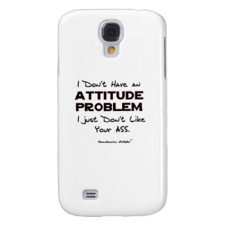 Attitude Problem Galaxy S4 Covers