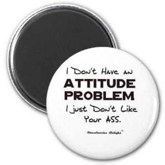 Attitude Problem Magnets