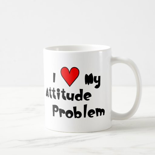 Attitude Problem Mug